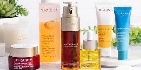 CLARINS 121 CONSULTATIONS tickets