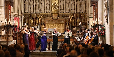Candlelight Concerts at Manchester Cathedral #2 - Schubert's Trout Quintet tickets