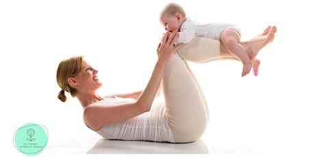 Yoga Mamas - Douceur pour le corps et lâcher prise du mental billets