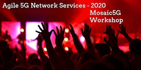 2020 Mosaic5G  Virtual Workshop tickets