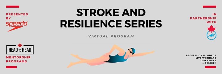 Head to Head Stroke and Resilience Series [presented by SPEEDO] image