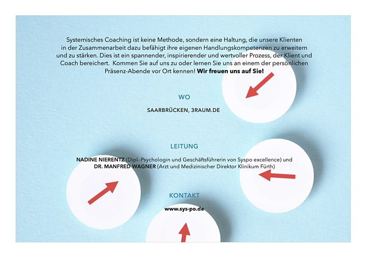 Systemische Coachingausbildung - Präsenz Abend: Bild