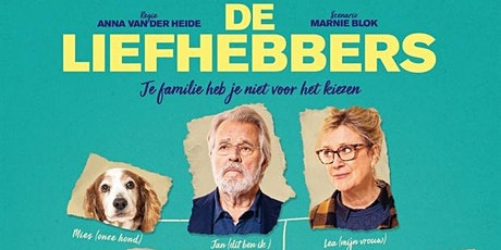 Filmcafé: De liefhebbers tickets