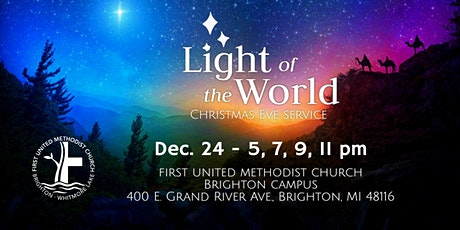 Christmas Eve Worship Services tickets