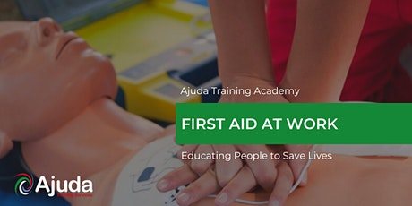 First Aid at Work Level 3 Training Course - October 2021 tickets
