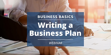 Business Basics: Writing a Business Plan tickets