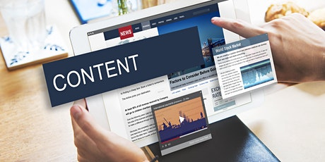 Writing Digital! Lead generation and content marketing tickets