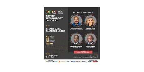 Art Of Technology Lagos tickets