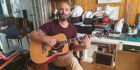 Live with Locals: Spanish Guitar & Barcelona tickets