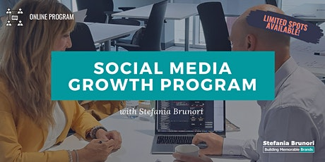 Social Media Growth Program tickets