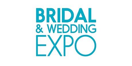 California Bridal & Wedding Expo billets