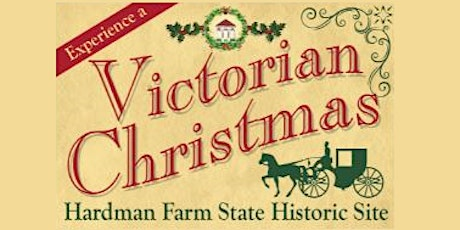 Victorian Christmas tickets