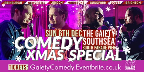 Comedy Christmas Special at The Gaiety!! tickets
