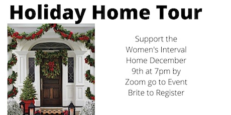 Holiday Home Tour tickets