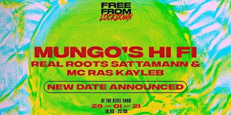 Free From Lockdown: Mungo's Hi Fi tickets