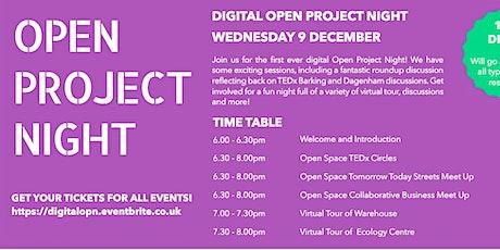 Digital Open Project Night tickets