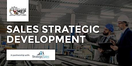 Sales Strategic Development tickets
