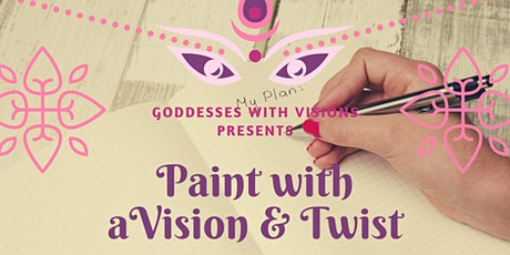 Paint with a Vision & Twist tickets