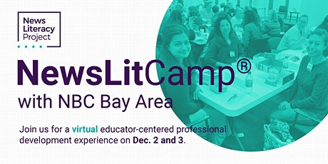 NewsLitCamp® with NBC Bay Area tickets