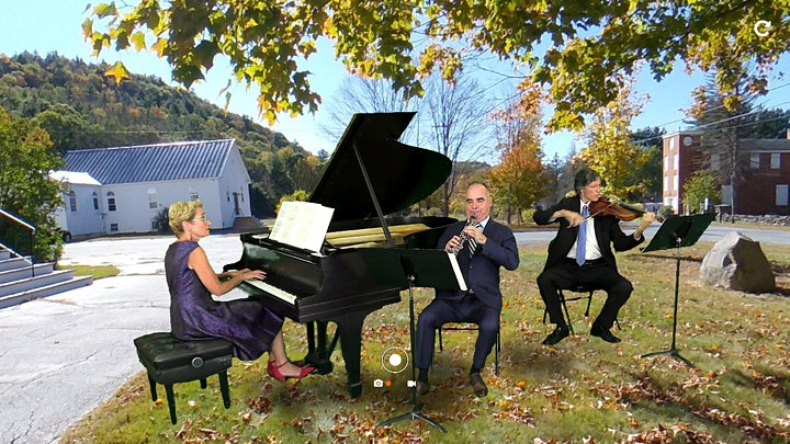 Ensemble Schumann: Affairs of the Heart (Augmented Reality Concert) image