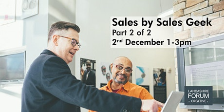 Think Tank: Sales in a Digital World by Sales Geek: Part 2 tickets