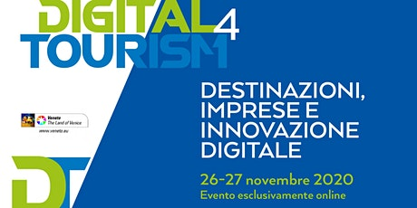 DIGITAL TOURISM 2020 biglietti