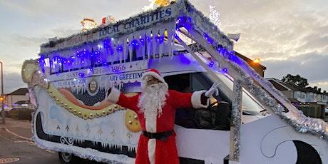 Virtual Santa tickets