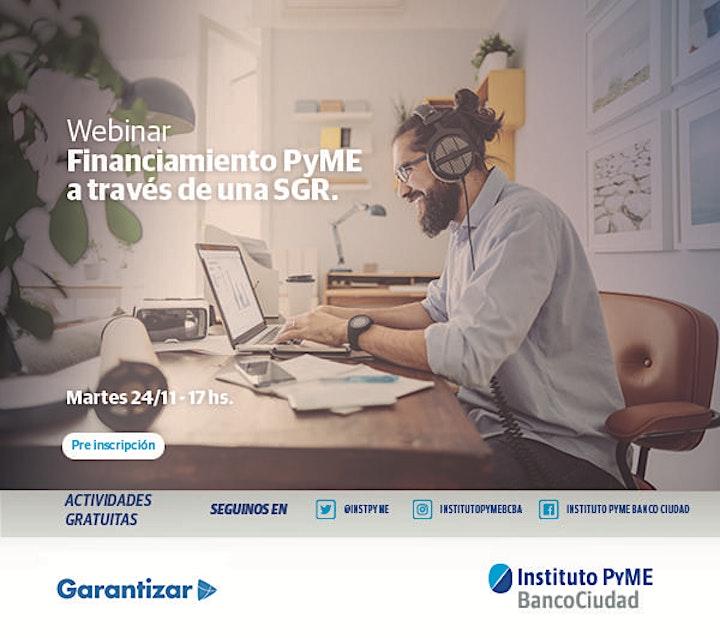 Imagen de Financiamiento PyME a través de una SGR. - Córdoba
