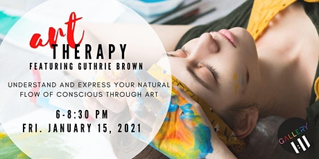 Art Therapy featuring Guthrie Brown tickets