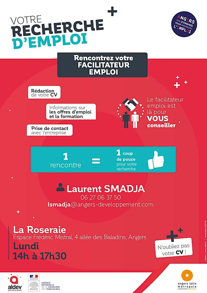 Image pour Permanences Emploi dans le quartier prioritaire de La Roseraie