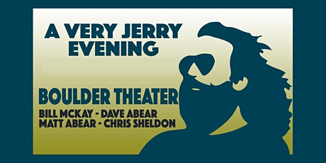 A VERY JERRY EVENING - POSTPONED FROM NOVEMBER 5* tickets