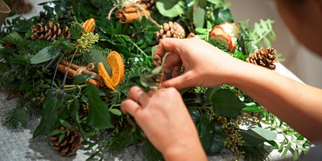 Christmas Wreath-Making tickets