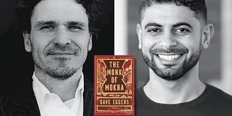 Empty Bottle Book Club discusses 'The Monk of Mokha' by Dave Eggers tickets