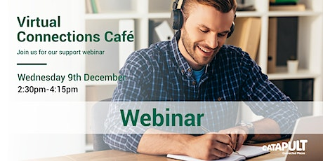 Virtual Connections Cafe: Support and Networking Webinar tickets
