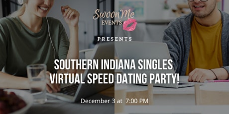 Southern Indiana Singles Virtual Speed Dating Party tickets