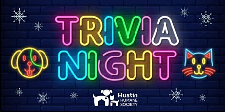 "Howl-iday Trivia Night: A ""Paw-some"" Night with AHS! tickets"