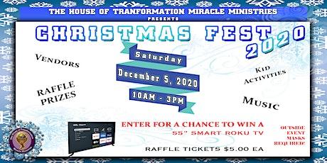 Christmas Fest 2020 tickets