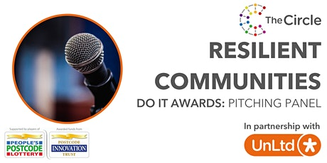 UnLtd Scotland Resilient Communities Do It Awards: Pitching Panel tickets