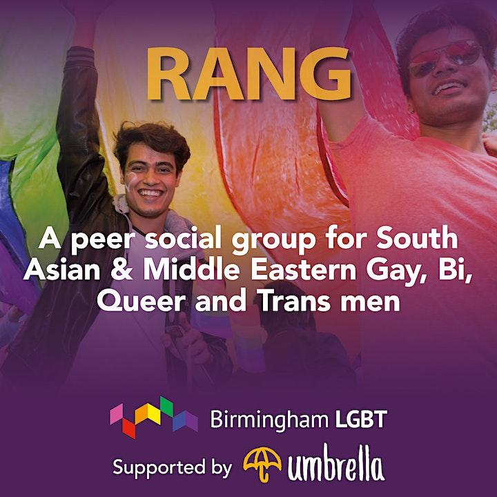 Rang Zoom (online) Social Group image