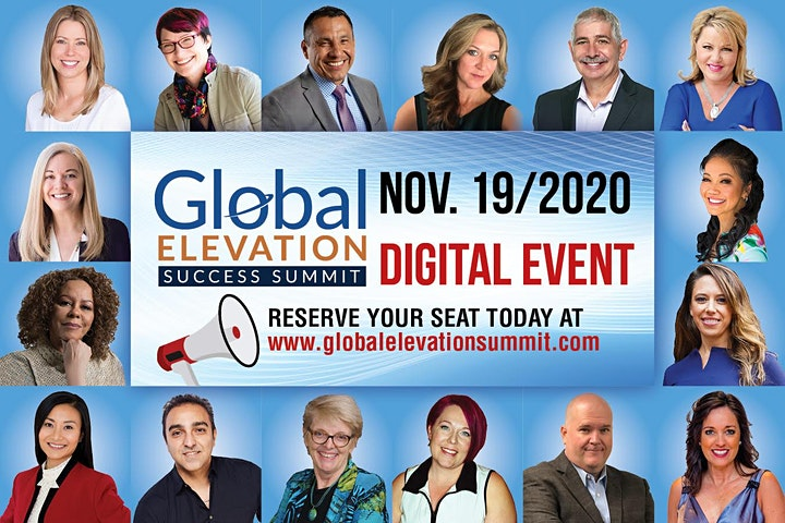 Global Elevation Summit/ Inspiration2020 Success Conference Digital Event image