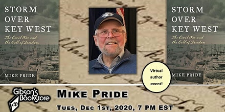 Author Mike Pride, Storm Over Key West tickets