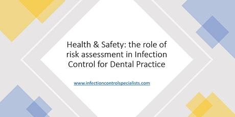 Health & Safety and Covid-19. Webinar sponsored by Eclipse Dental tickets