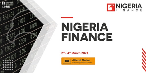 Nigeria Finance Registration, Tue 2 Mar 2021 at 09:00   Eventbrite