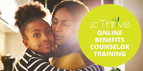 SC Thrive Instructor-Led Online Benefits Training  2021 tickets