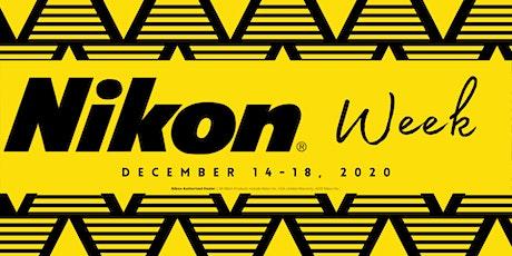 Nikon Week - Fun with Fundamentals of Flash tickets