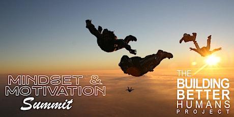 ONLINE Mindset and Motivation Summit tickets