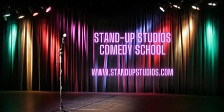 Stand-Up Comedy Class ZOOM All Levels From Anywhere! tickets