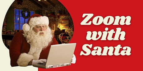 Zoom with Santa tickets