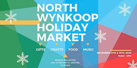 North Wynkoop Holiday Market tickets