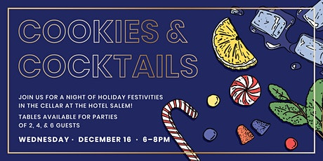 Cookies & Cocktails tickets